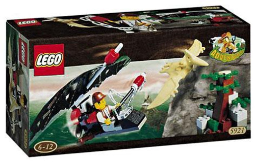 LEGO Research Glider Set #5921
