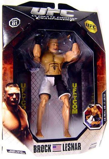 UFC Series 0 Brock Lesnar Exclusive Action Figure