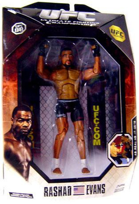UFC Series 0 Rashad Evans Exclusive Action Figure