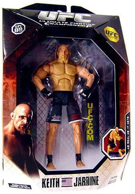 UFC Series 0 Keith Jardine Exclusive Action Figure