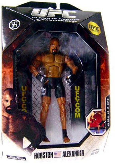 UFC Series 0 Houston Alexander Exclusive Action Figure