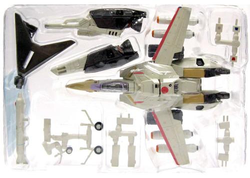 Macross Chara-Works Volume 2 Tan & Red VF-1S Strike Valkyrie Model Kit #3
