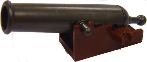 LEGO Pirates Minifigure Parts 12 Pounder Deck Cannon Loose Weapon [Loose]