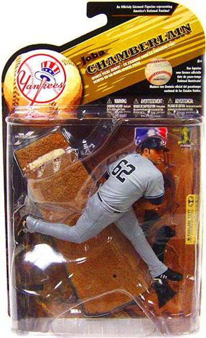 McFarlane Toys MLB Sports Picks Series 25 Joba Chamberlain (New York Yankees) Action Figure [Gray Jersey Variant]