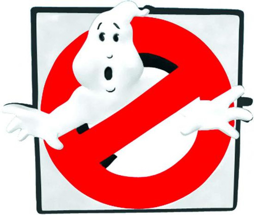 Ghostbusters Logo Bank