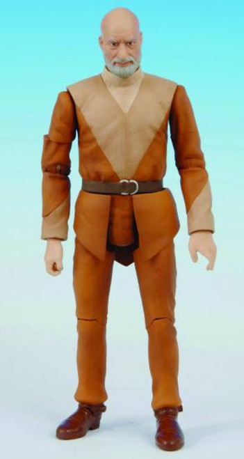 Star Trek The Next Generation Jean-Luc Picard Action Figure [All Good Things]
