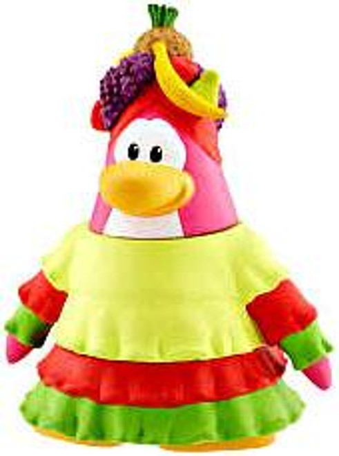 Club Penguin Fiesta Girl 2-Inch Mini Figure