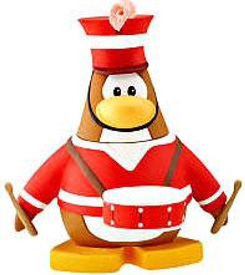Club Penguin Marching Band 2-Inch Mini Figure