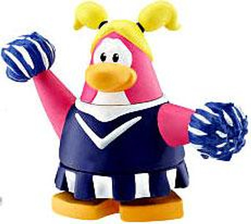 Club Penguin Cheerleader 2-Inch Mini Figure