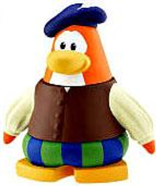 Club Penguin Bard 2-Inch Mini Figure