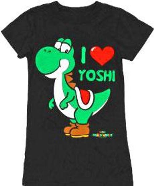 Nintendo I Love Yoshi T-Shirt [Youth]