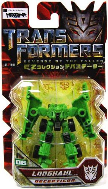 Transformers Revenge of the Fallen EZ Collection Long Haul Action Figure D-6