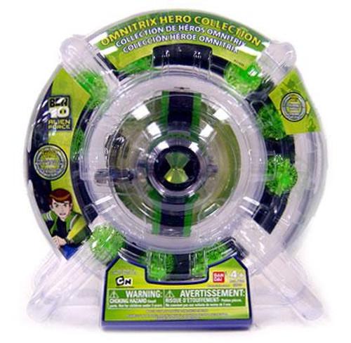 Ben 10 Alien Force Watch Omnitrix Hero Collection Roleplay Toy