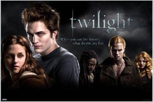 Twilight Group Shot Poster