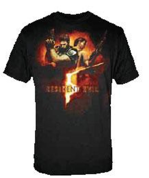 Resident Evil Box Art T-Shirt [Adult]