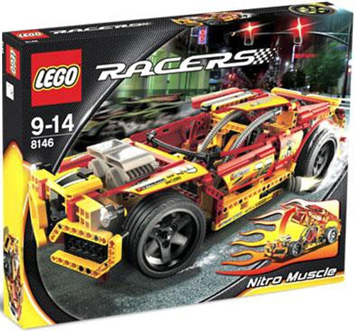 LEGO Racers Nitro Muscle Set #8146