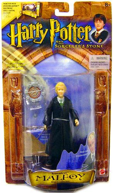 Harry Potter The Sorcerer's Stone Draco Malfoy Action Figure [Remembrall]