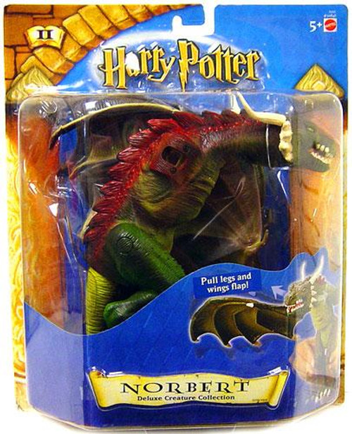 Harry Potter Deluxe Creature Collection Norbert Action Figure