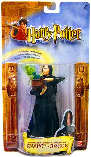 Harry Potter Magical Action Professor Snape Action Figure