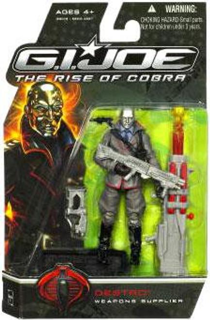 GI Joe The Rise of Cobra Destro Action Figure