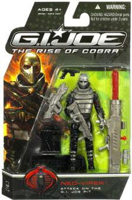 GI Joe The Rise of Cobra Neo-Viper Action Figure