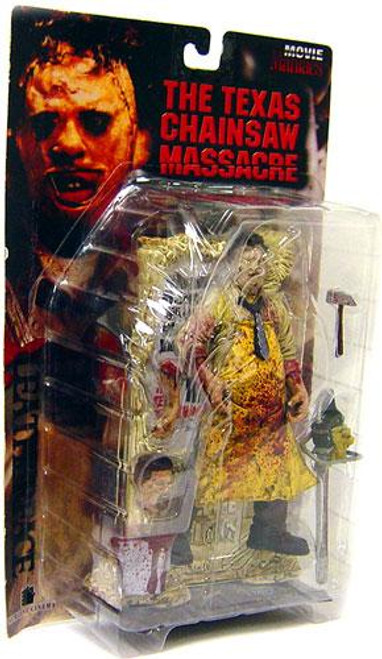 McFarlane Toys The Texas Chainsaw Massacre Movie Maniacs Series 4 Leatherface Action Figure