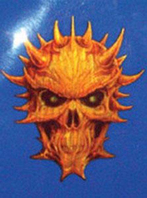 Card Supplies Blue Skull Standard Card Sleeves [50 ct]