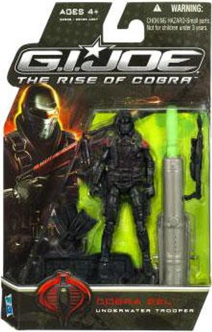 GI Joe The Rise of Cobra Cobra Eel Action Figure