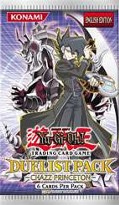 YuGiOh Duelist Pack: Chazz Princeton Booster Pack