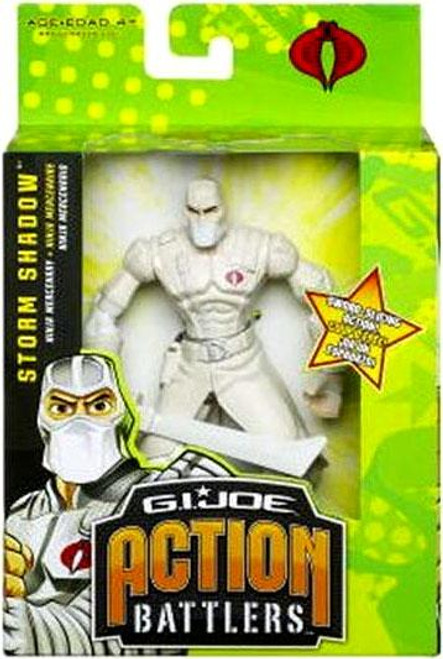 GI Joe The Rise of Cobra Action Battlers Storm Shadow Action Figure