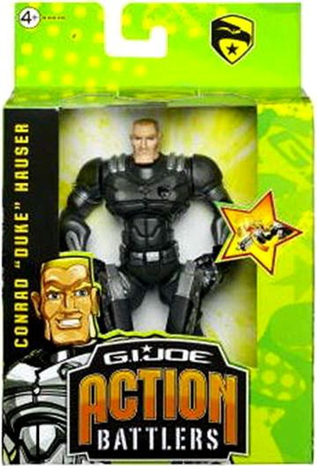 GI Joe The Rise of Cobra Action Battlers Conrad Hauser Duke Action Figure