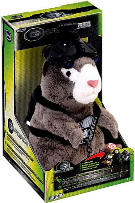 G Force Mission Accomplishment Blaster 6-Inch Plush Figure