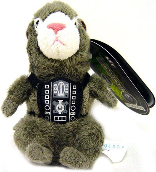 G Force Mission Accomplishment Blaster 5-Inch Plush Figure [Parachute]