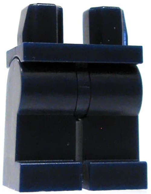 LEGO Minifigure Parts Dark Blue Legs Loose Legs [Loose]