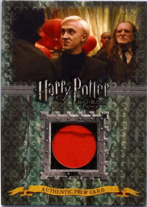 Harry Potter The Half Blood Prince Slughorn's Christmas Party Lantern Prop Card P1
