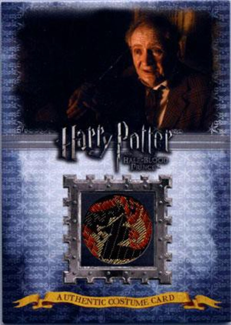 Harry Potter The Half Blood Prince Horace Slughorn Costume Card C6