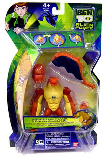 Ben 10 Alien Force Deluxe Alien Collection Humungousaur Action Figure