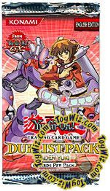 YuGiOh Duelist Pack Jaden Yuki Booster Pack