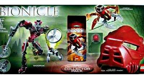 LEGO Bionicle Limited Edition Collector Pack Set #65716