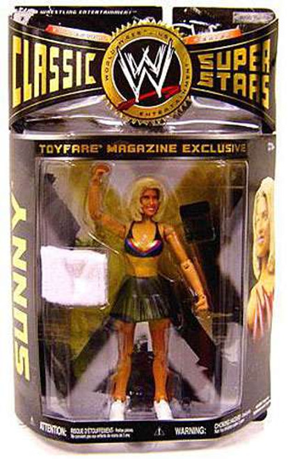 WWE Wrestling Classic Superstars Exclusives Sunny Exclusive Action Figure