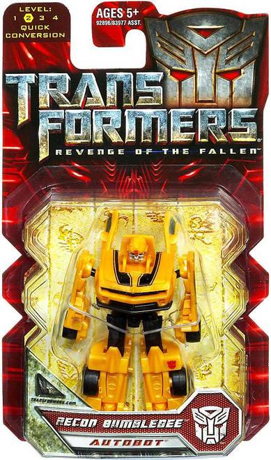 Transformers Revenge of the Fallen Recon Bumblebee Legends Action Figure