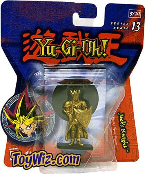 YuGiOh Series 13 Jack's Knight 2-Inch PVC Figure