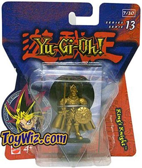 YuGiOh Series 13 King's Knight 2-Inch PVC Figure