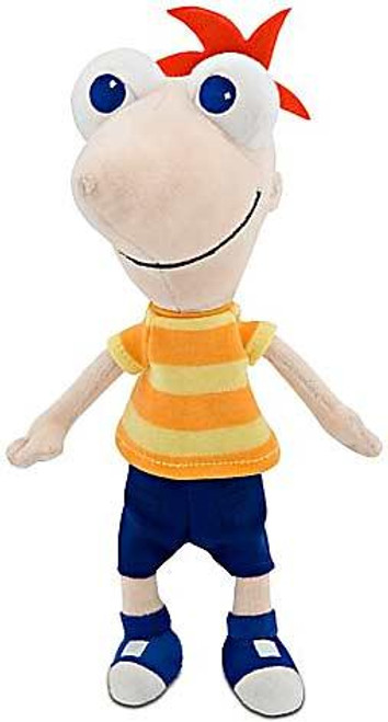 Disney Phineas and Ferb Phineas 10-Inch Plush