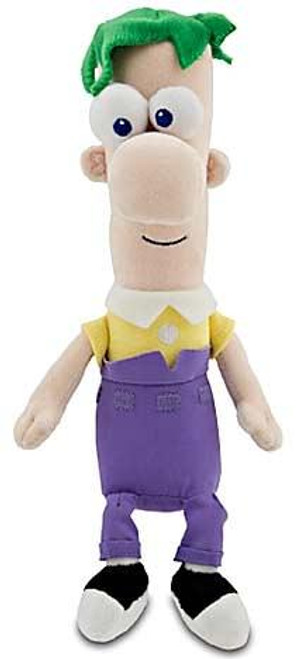 Disney Phineas and Ferb Ferb 10-Inch Plush
