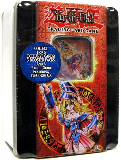 YuGiOh 2005 Collector Tin Dark Magician Girl Collector Tin [Sealed]