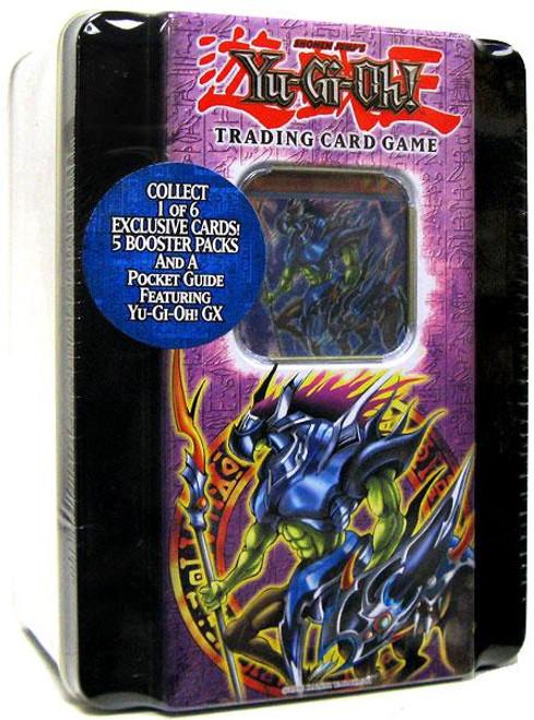 YuGiOh 2005 Collector Tin Exarion Universe Collector Tin [Sealed]