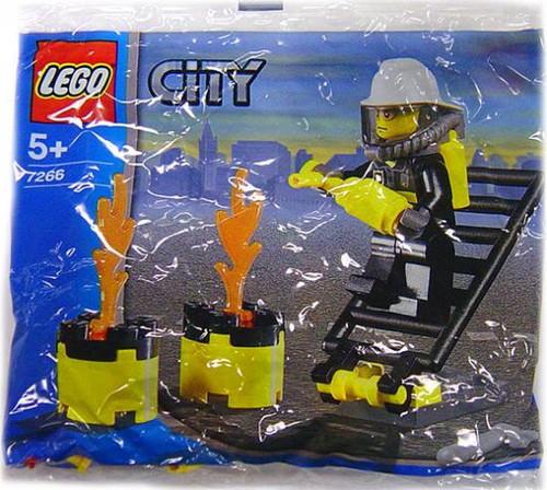 LEGO City Fireman Set #7266