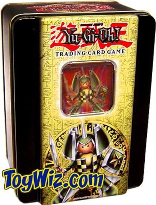 YuGiOh 2005 Collector Tin Rocket Warrior Collector Tin [Sealed]