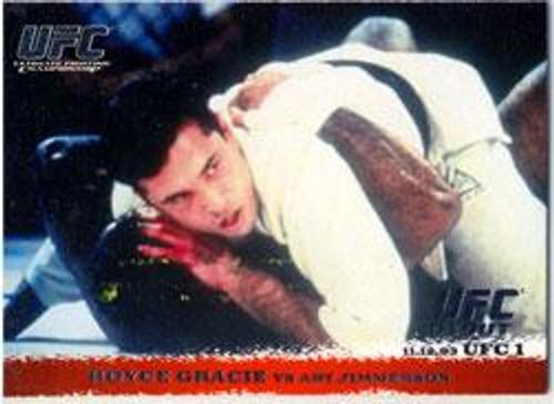 UFC 2009 Round 1 Royce Gracie #1